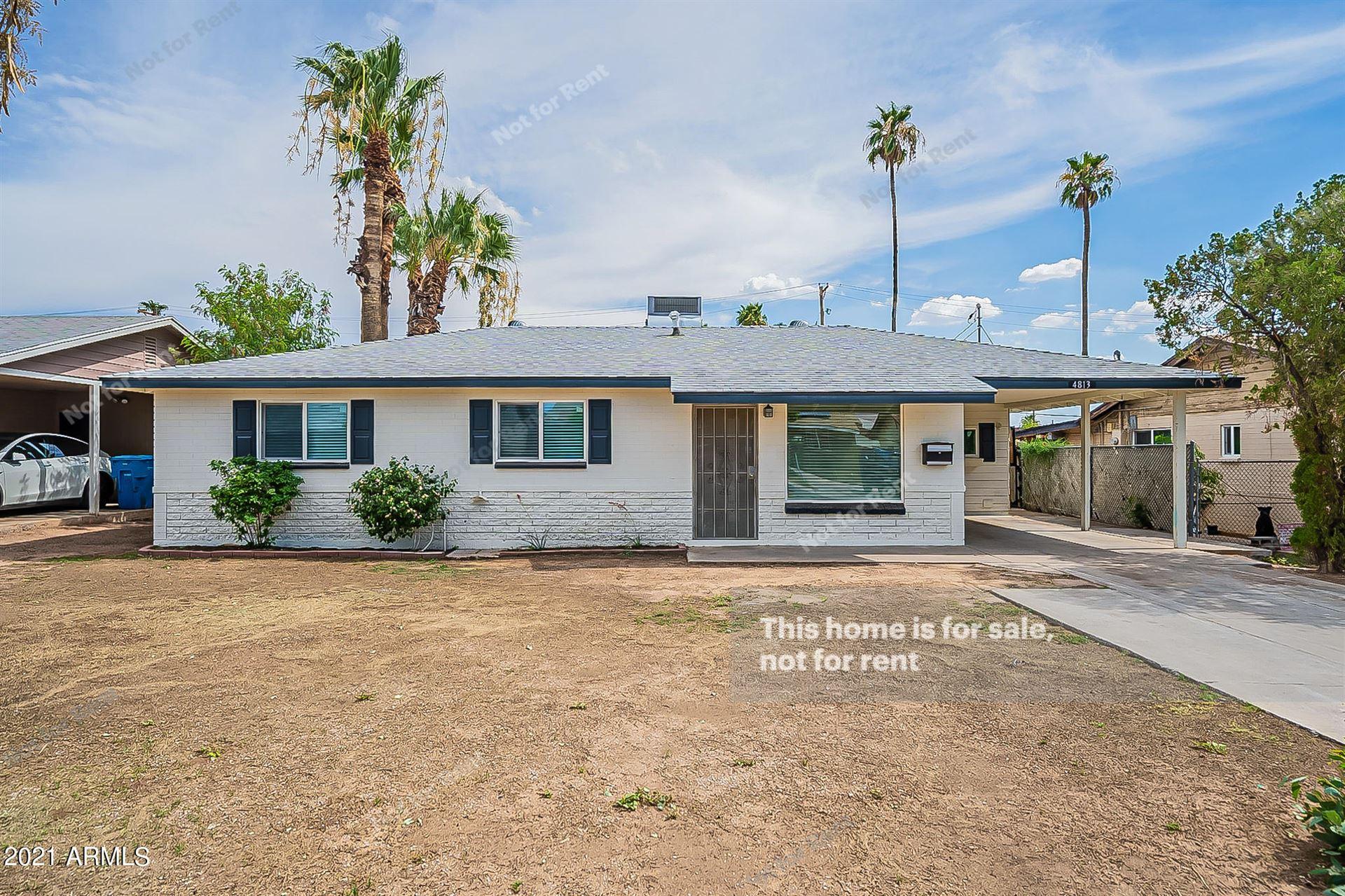 4813 E BRILL Street, Phoenix, AZ 85008 - MLS#: 6270959