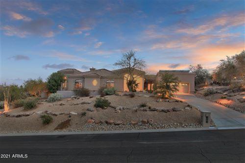 Photo of 16045 E THISTLE Drive, Fountain Hills, AZ 85268 (MLS # 6174960)