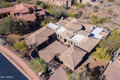 Photo of 9151 N FIRERIDGE Trail, Fountain Hills, AZ 85268 (MLS # 6206961)
