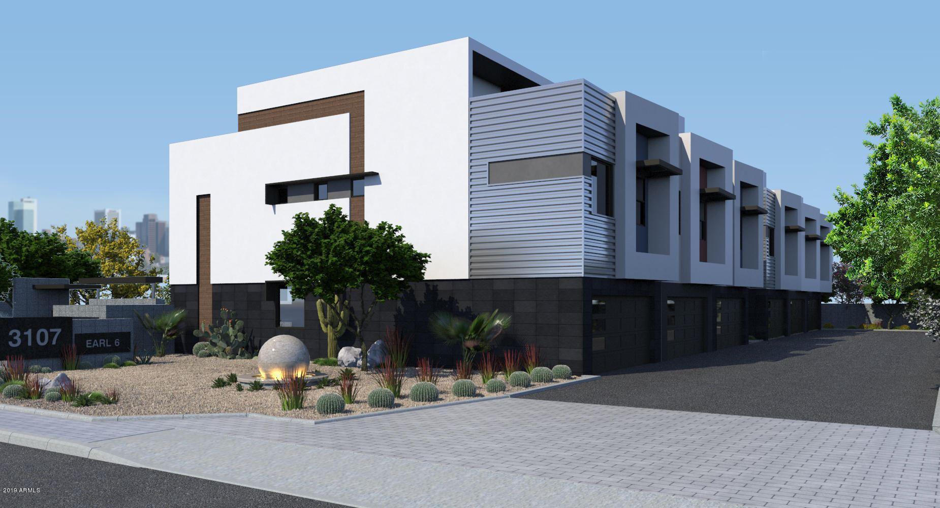 3107 N 70TH Street #1001, Scottsdale, AZ 85251 - MLS#: 6001962