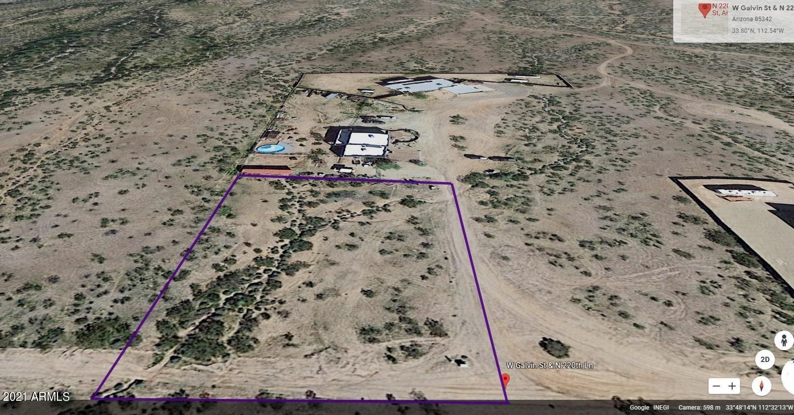 Photo of 220xx W Galvin Street, Wittmann, AZ 85361 (MLS # 6226962)