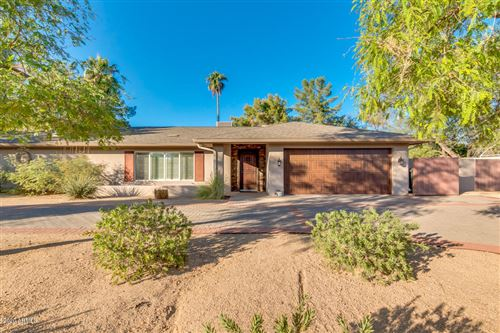 Photo of 7034 E SWEETWATER Avenue, Scottsdale, AZ 85254 (MLS # 6160964)