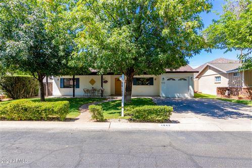 Photo of 4842 E INDIANOLA Avenue, Phoenix, AZ 85018 (MLS # 6226964)