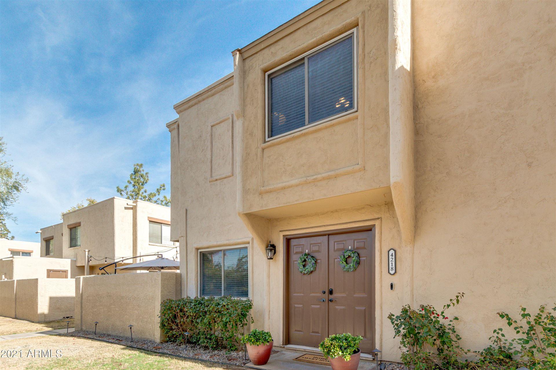 Photo for 4218 N 81ST Street, Scottsdale, AZ 85251 (MLS # 6174964)