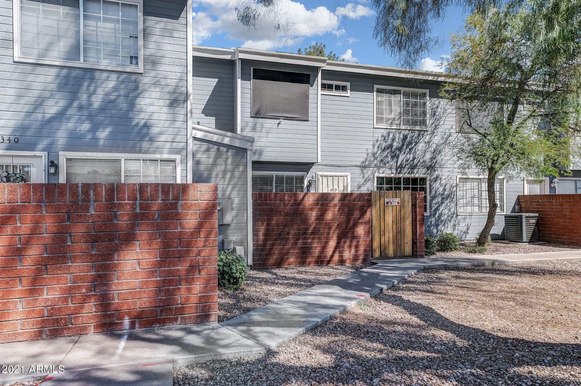 Photo of 2301 E UNIVERSITY Drive #339, Mesa, AZ 85213 (MLS # 6249964)