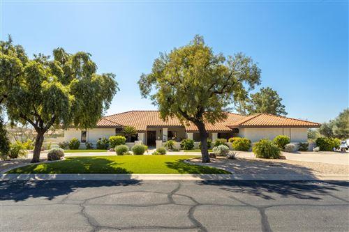 Photo of 3401 E VALLEY VISTA Lane, Paradise Valley, AZ 85253 (MLS # 6045966)