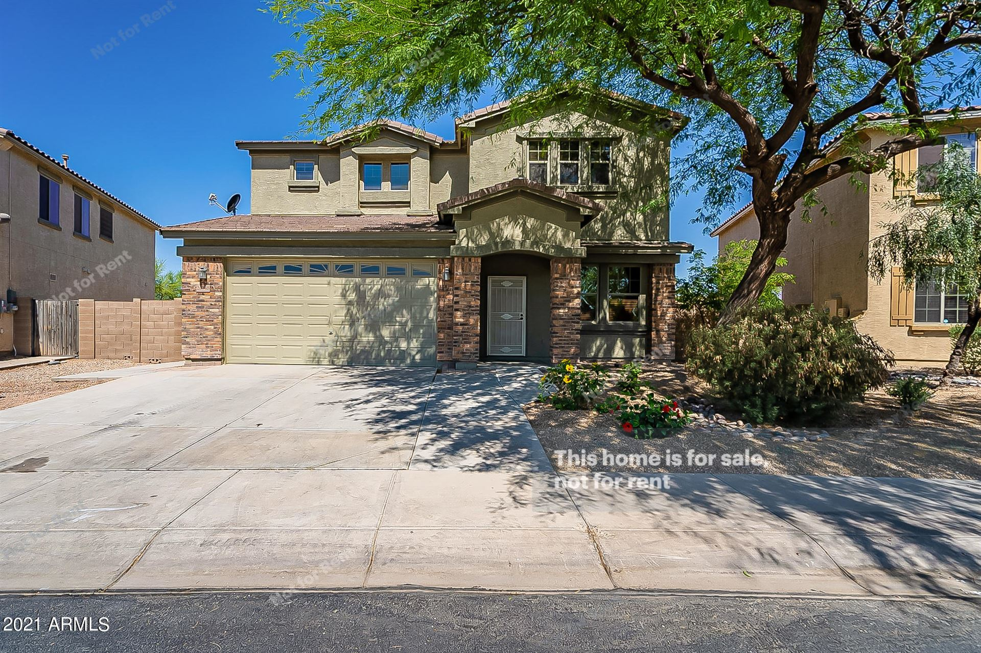 Photo for 20348 N DONITHAN Way, Maricopa, AZ 85138 (MLS # 6238966)