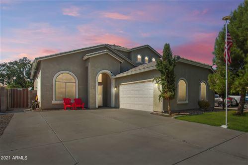 Photo of 15816 N 156TH Lane, Surprise, AZ 85374 (MLS # 6291967)