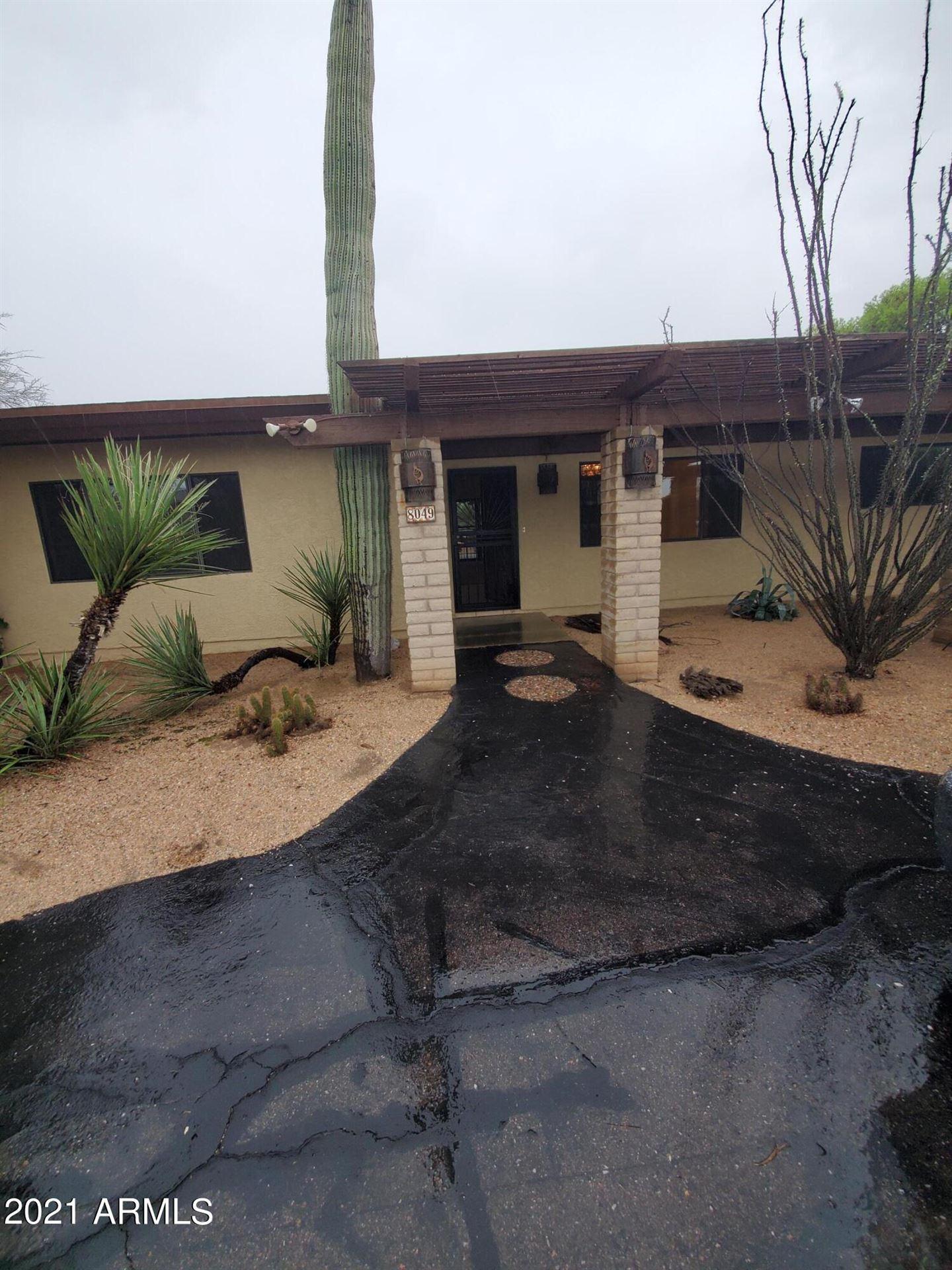 Photo of 8049 E Serene Street, Carefree, AZ 85377 (MLS # 6305967)