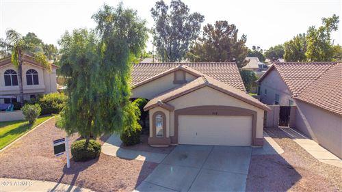 Photo of 327 N WESTPORT Drive, Gilbert, AZ 85234 (MLS # 6282968)