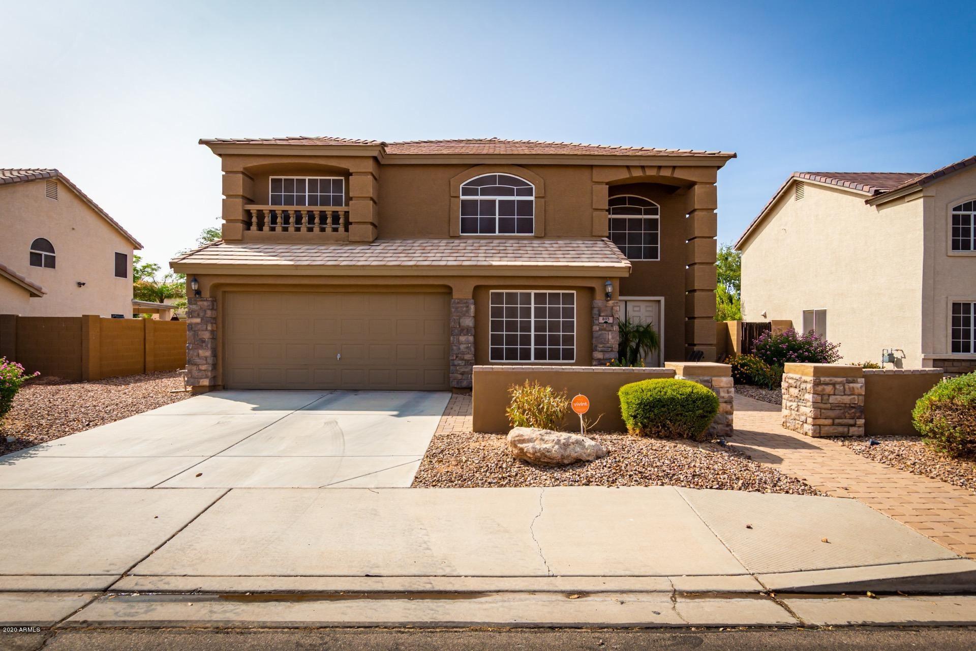 893 E ROSEBUD Drive, San Tan Valley, AZ 85143 - MLS#: 6133968