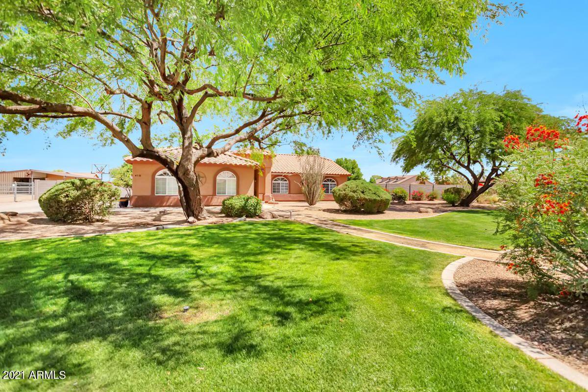 Photo of 4116 E Triple Crown Drive, San Tan Valley, AZ 85140 (MLS # 6248969)
