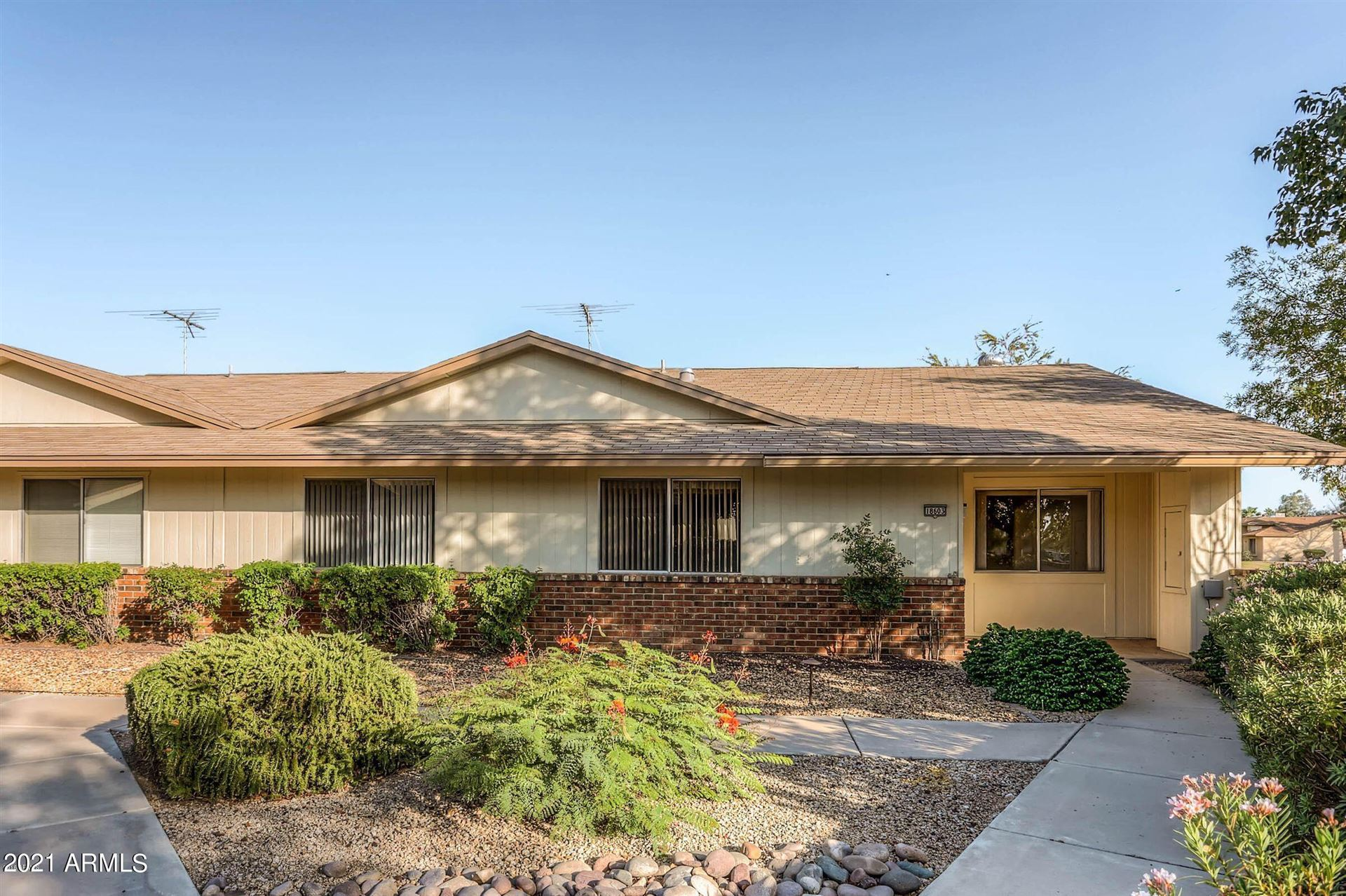 Photo of 18603 N SPANISH GARDEN Drive, Sun City West, AZ 85375 (MLS # 6266969)