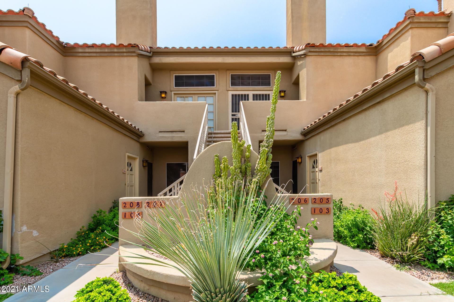 Photo of 7675 E MCDONALD Drive #207, Scottsdale, AZ 85250 (MLS # 6268969)
