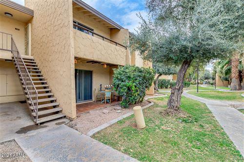 Photo of 8055 E THOMAS Road #J103, Scottsdale, AZ 85251 (MLS # 6187970)