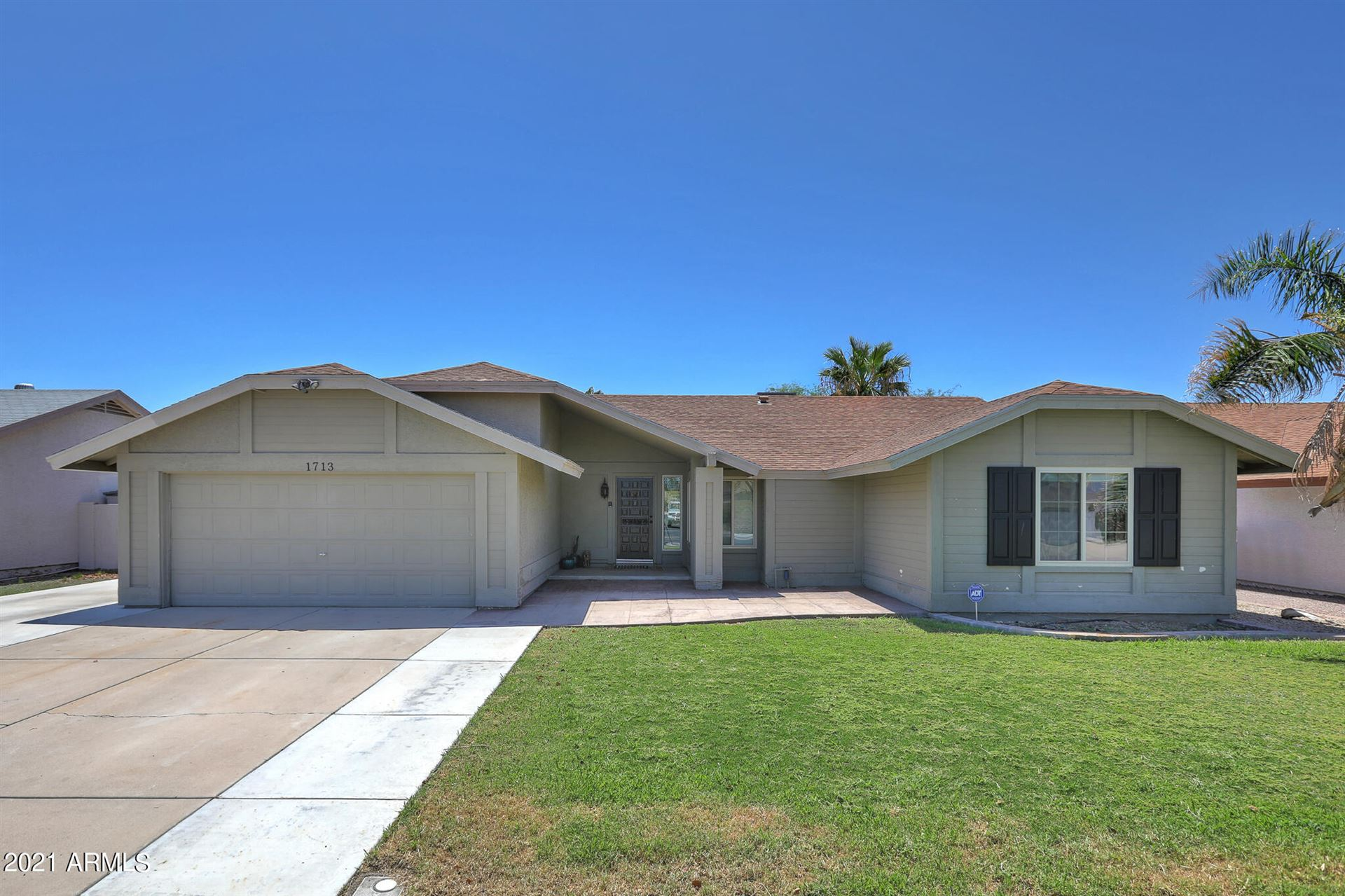 1713 W BROOKS Street, Chandler, AZ 85224 - MLS#: 6273970