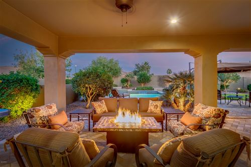 Photo of 5373 S PINALENO Place, Chandler, AZ 85249 (MLS # 6164971)