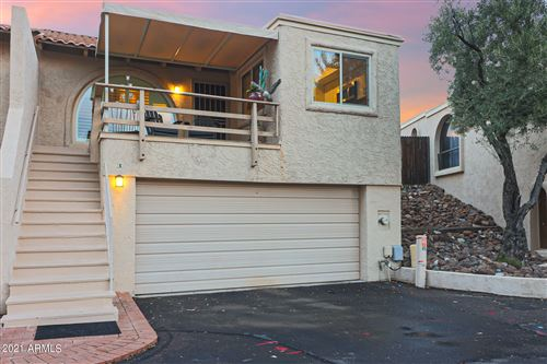 Photo of 7501 E HAPPY HOLLOW Drive #3, Carefree, AZ 85377 (MLS # 6184971)