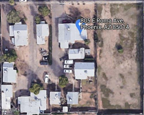 Photo of 805 E ROMA Avenue, Phoenix, AZ 85014 (MLS # 6234971)