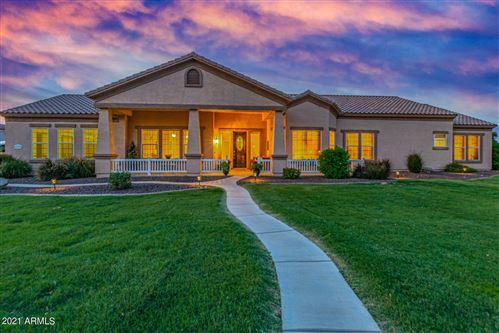 Photo of 21338 E PUMMELOS Road, Queen Creek, AZ 85142 (MLS # 6268971)