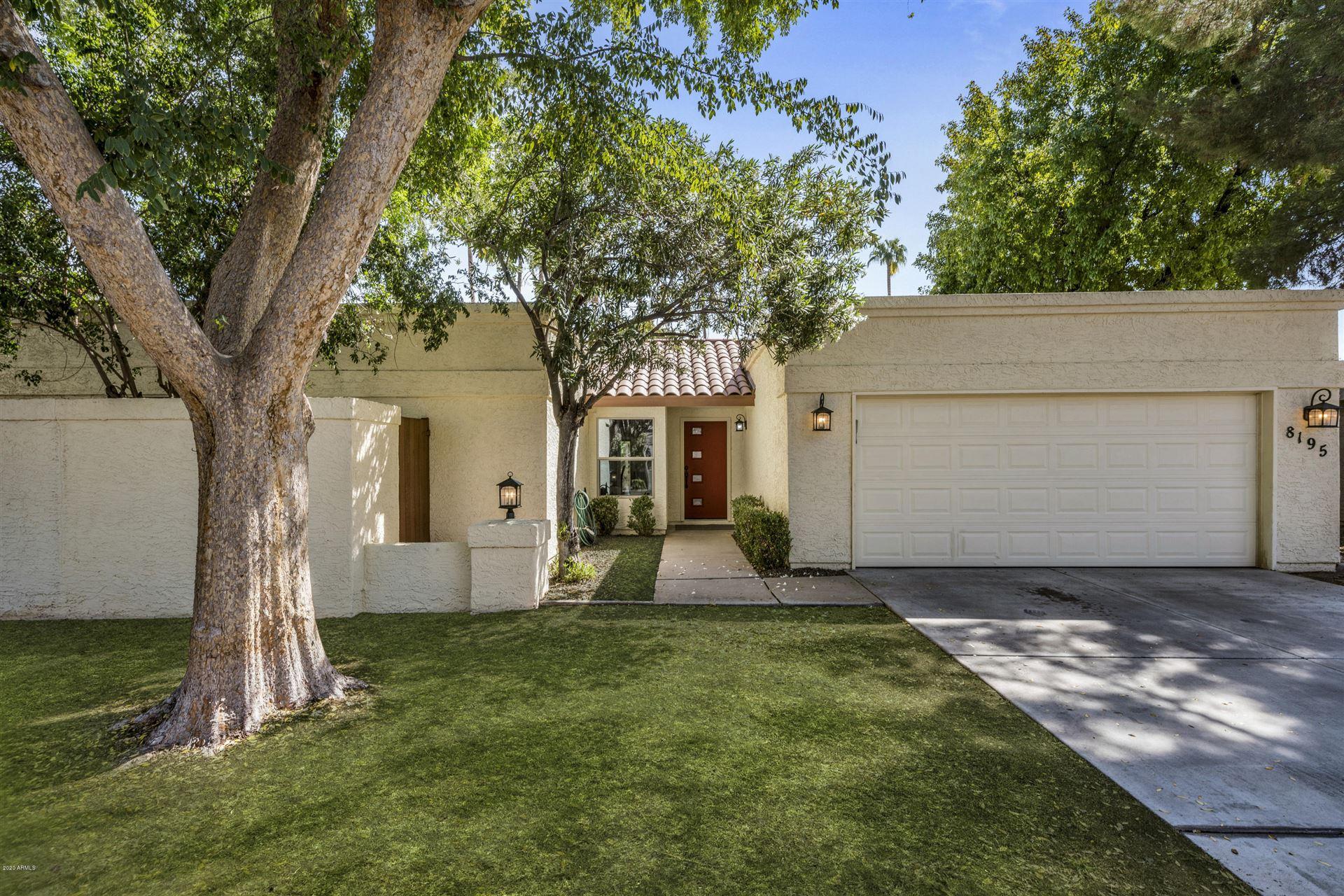 8195 E DEL CAVERNA Drive, Scottsdale, AZ 85258 - MLS#: 6147972