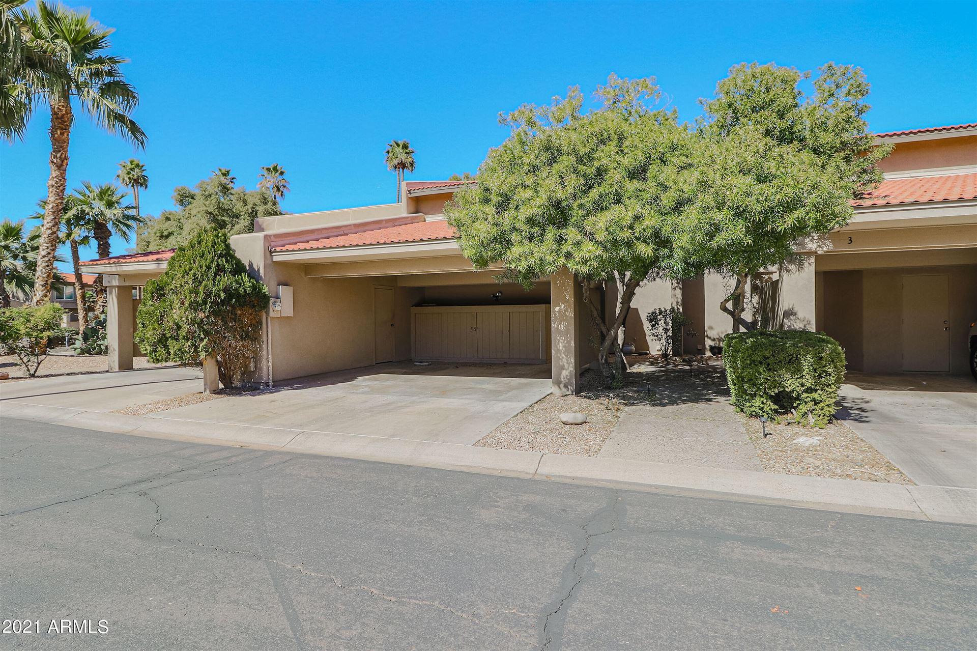 Photo for 5634 N 79TH Way #2, Scottsdale, AZ 85250 (MLS # 6197972)