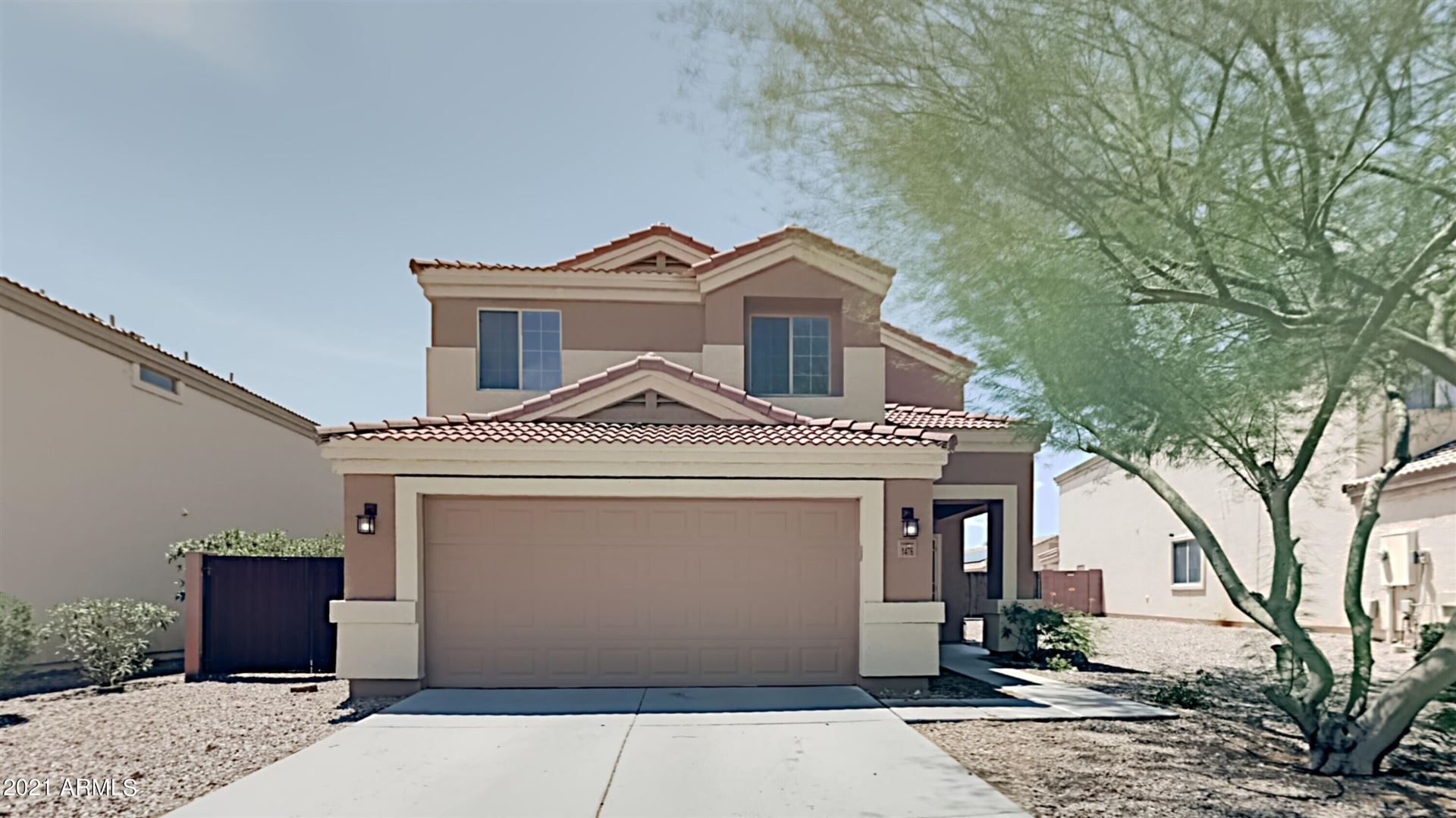 Photo of 1476 S 218TH Lane, Buckeye, AZ 85326 (MLS # 6268972)
