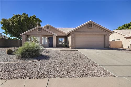 Photo of 7329 E INDIGO Street, Mesa, AZ 85207 (MLS # 6114973)