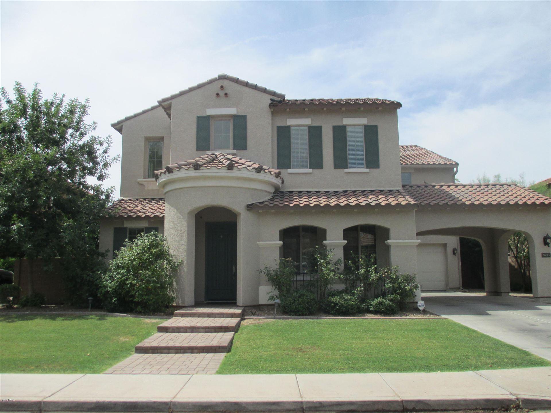 Photo of 2693 E HAMPTON Lane, Gilbert, AZ 85295 (MLS # 6249973)