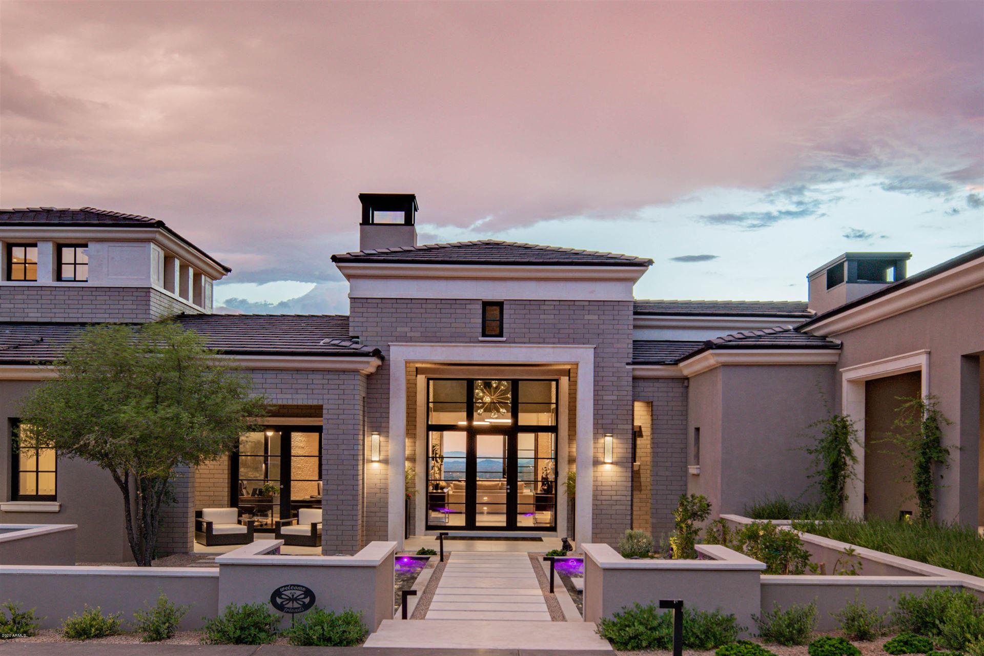 Photo of 20724 N 112TH Street, Scottsdale, AZ 85255 (MLS # 6111974)