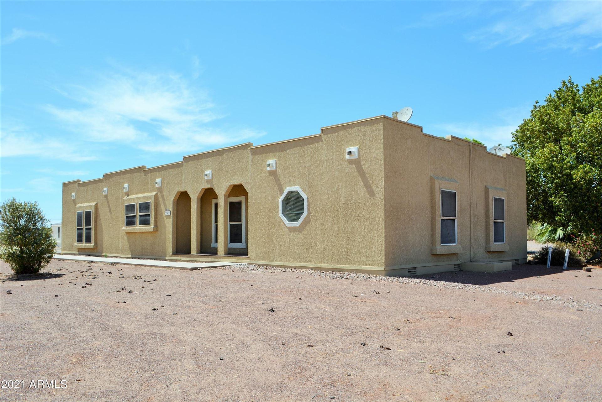 Photo of 22422 W PEAK VIEW Road, Wittmann, AZ 85361 (MLS # 6236974)