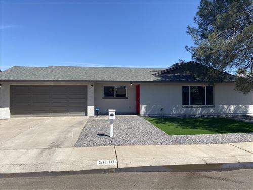 Photo of 5038 W VISTA Avenue, Glendale, AZ 85301 (MLS # 6219975)