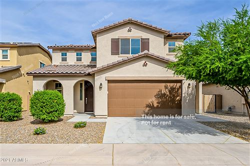 Photo of 19391 N STONEGATE Road, Maricopa, AZ 85138 (MLS # 6221975)