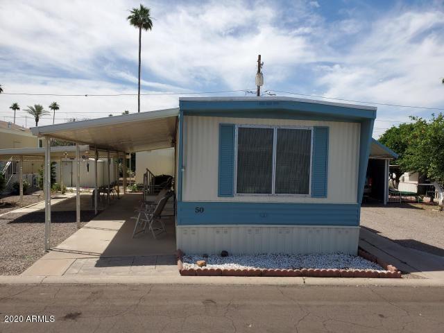 530 S Alma School Road #50, Mesa, AZ 85210 - MLS#: 6107975