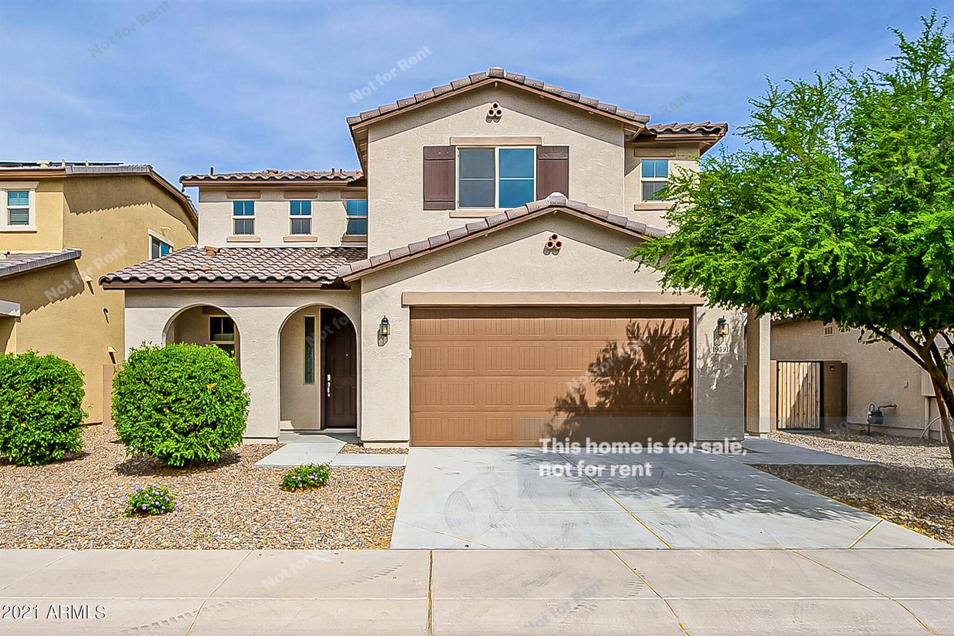 Photo for 19391 N STONEGATE Road, Maricopa, AZ 85138 (MLS # 6221975)