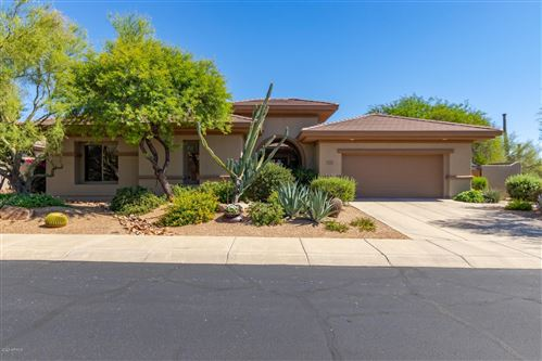 Photo of 7611 E Pasaro Drive, Scottsdale, AZ 85266 (MLS # 6092976)