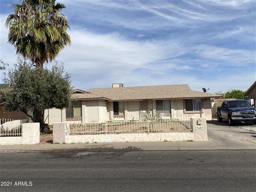 Photo of 3607 N 72nd Drive, Phoenix, AZ 85033 (MLS # 6203976)