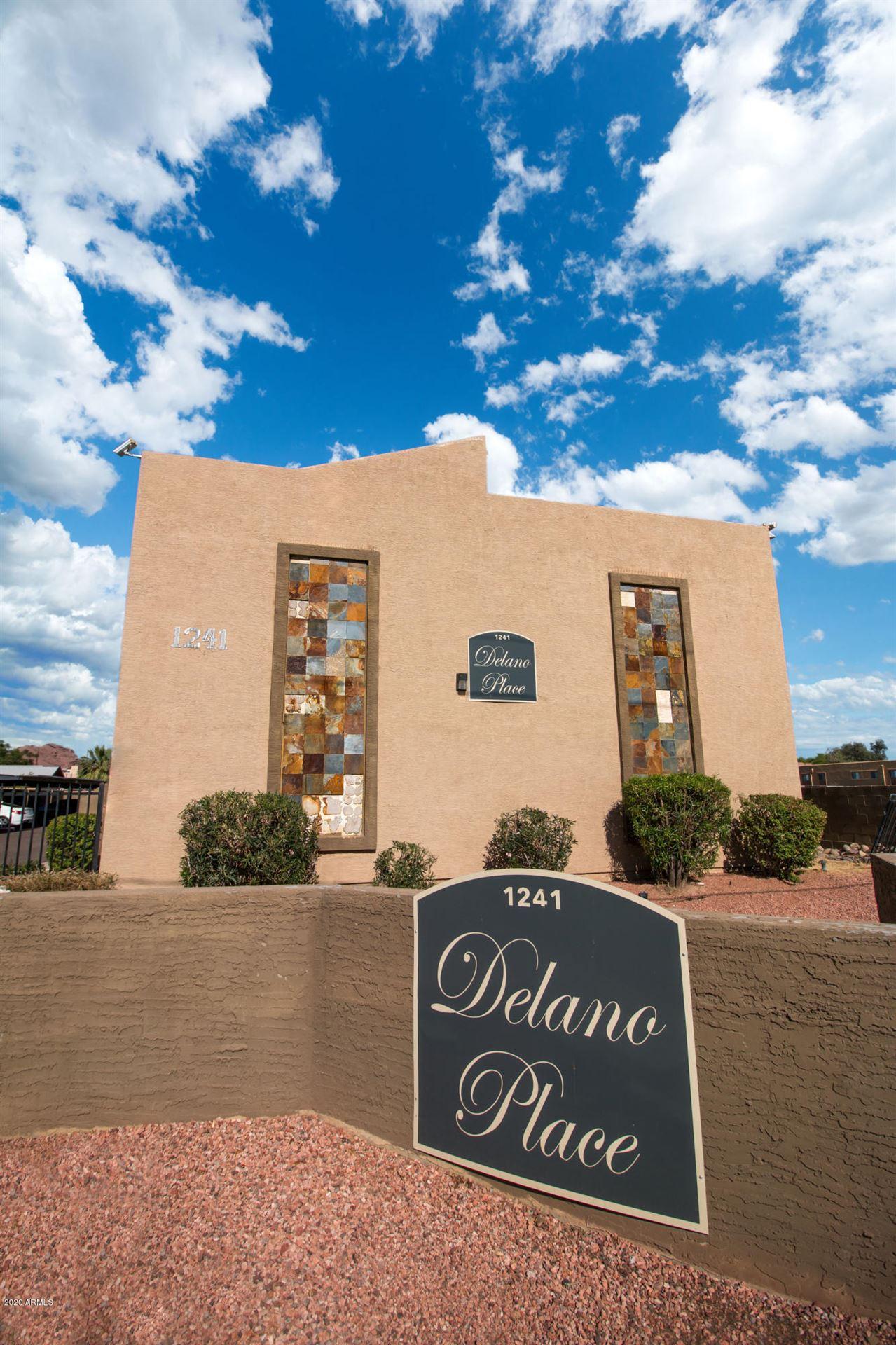 1241 N 48TH Street N #213, Phoenix, AZ 85008 - MLS#: 6096976