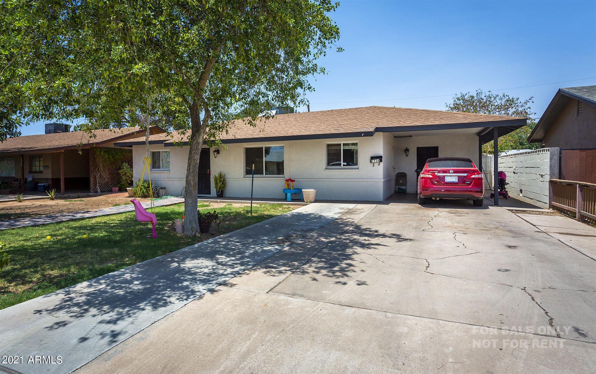 2226 N 28TH Place, Phoenix, AZ 85008 - MLS#: 6257976