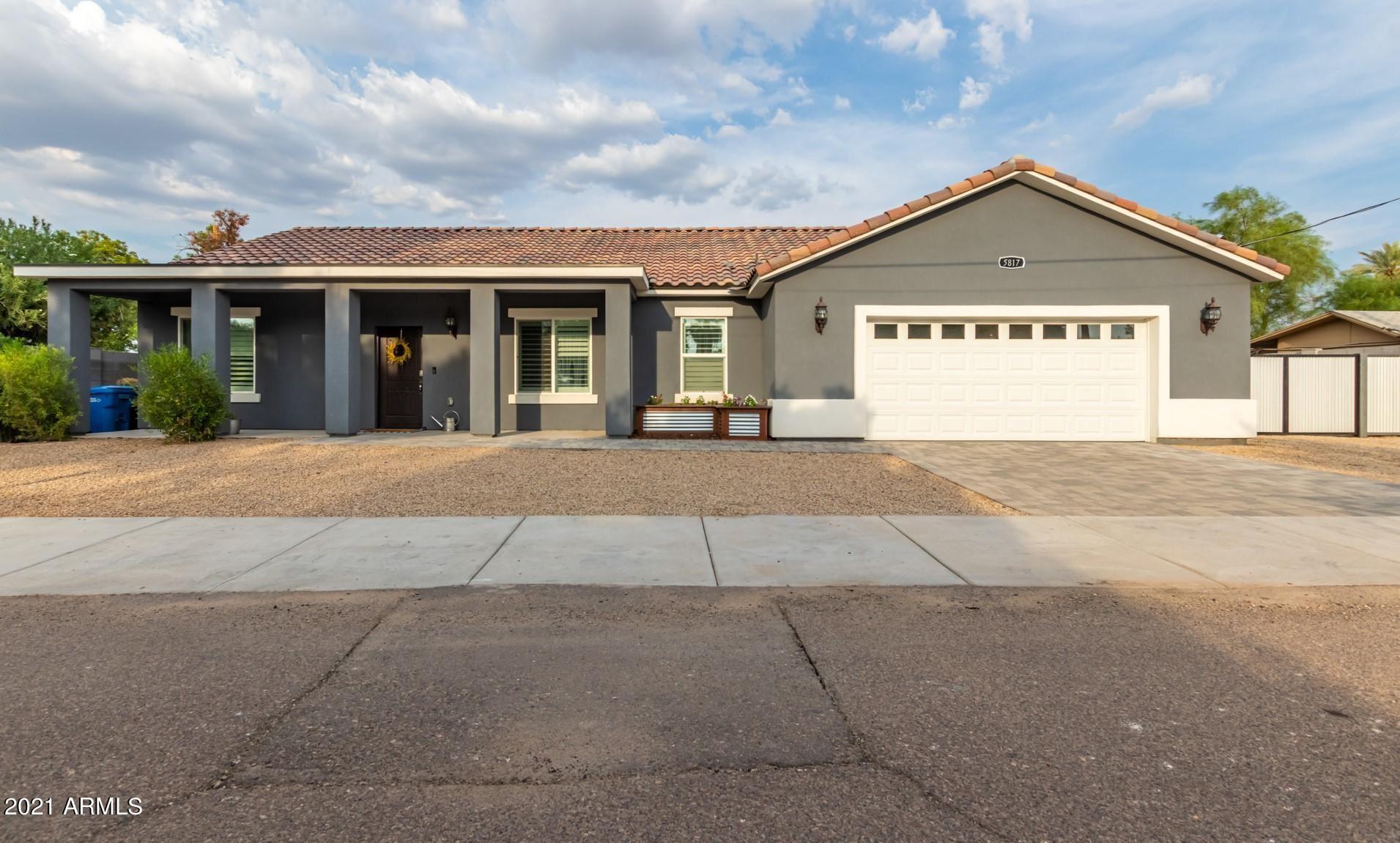 5817 S 27TH Place, Phoenix, AZ 85040 - MLS#: 6266976