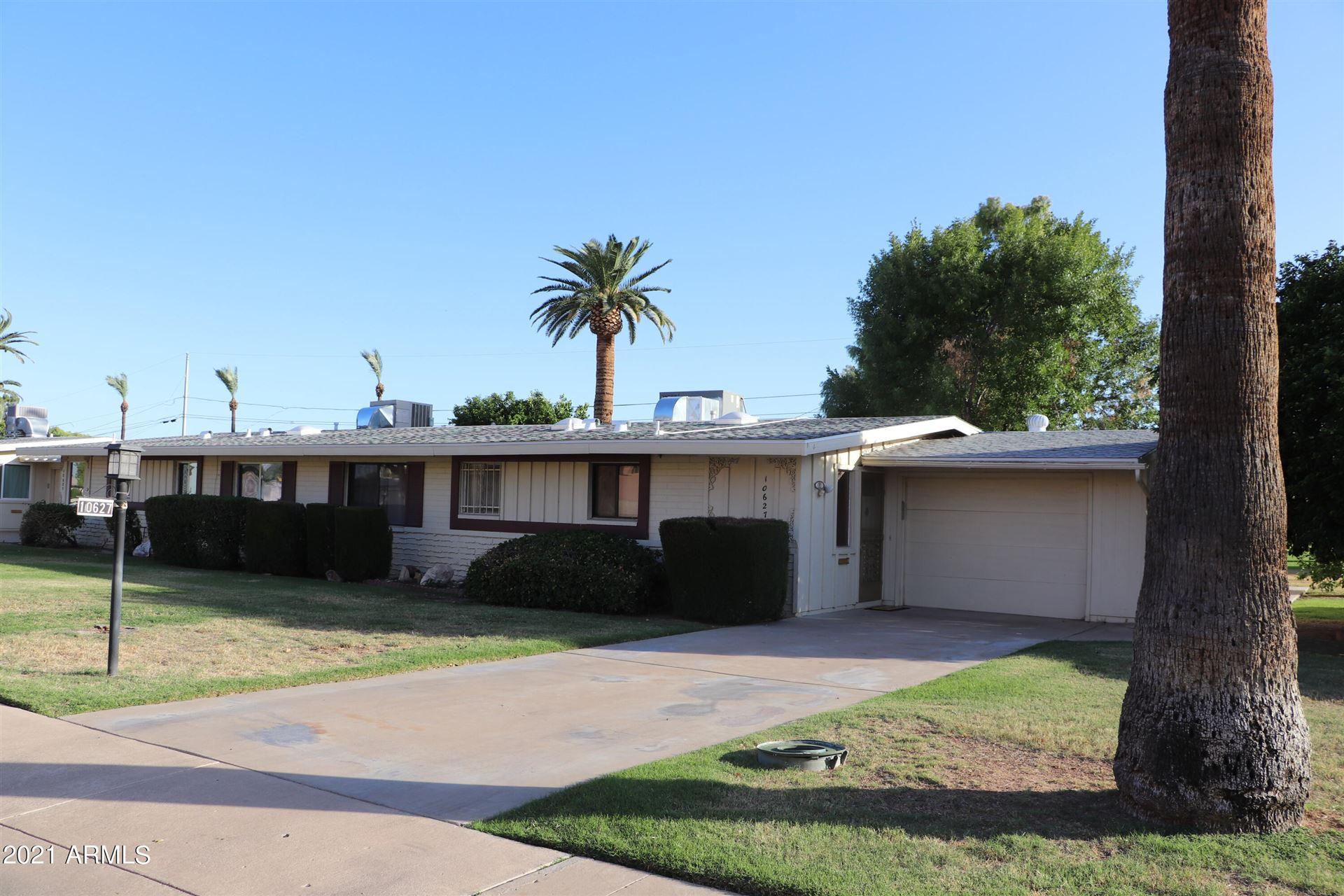 Photo of 10627 W OAKMONT Drive W, Sun City, AZ 85351 (MLS # 6299976)