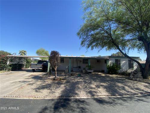 Photo of 7660 E MCKELLIPS Road #25, Scottsdale, AZ 85257 (MLS # 6233977)