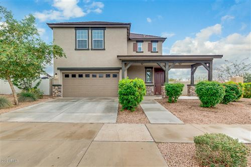 Photo of 22239 E VIA DE OLIVOS Court, Queen Creek, AZ 85142 (MLS # 6012978)