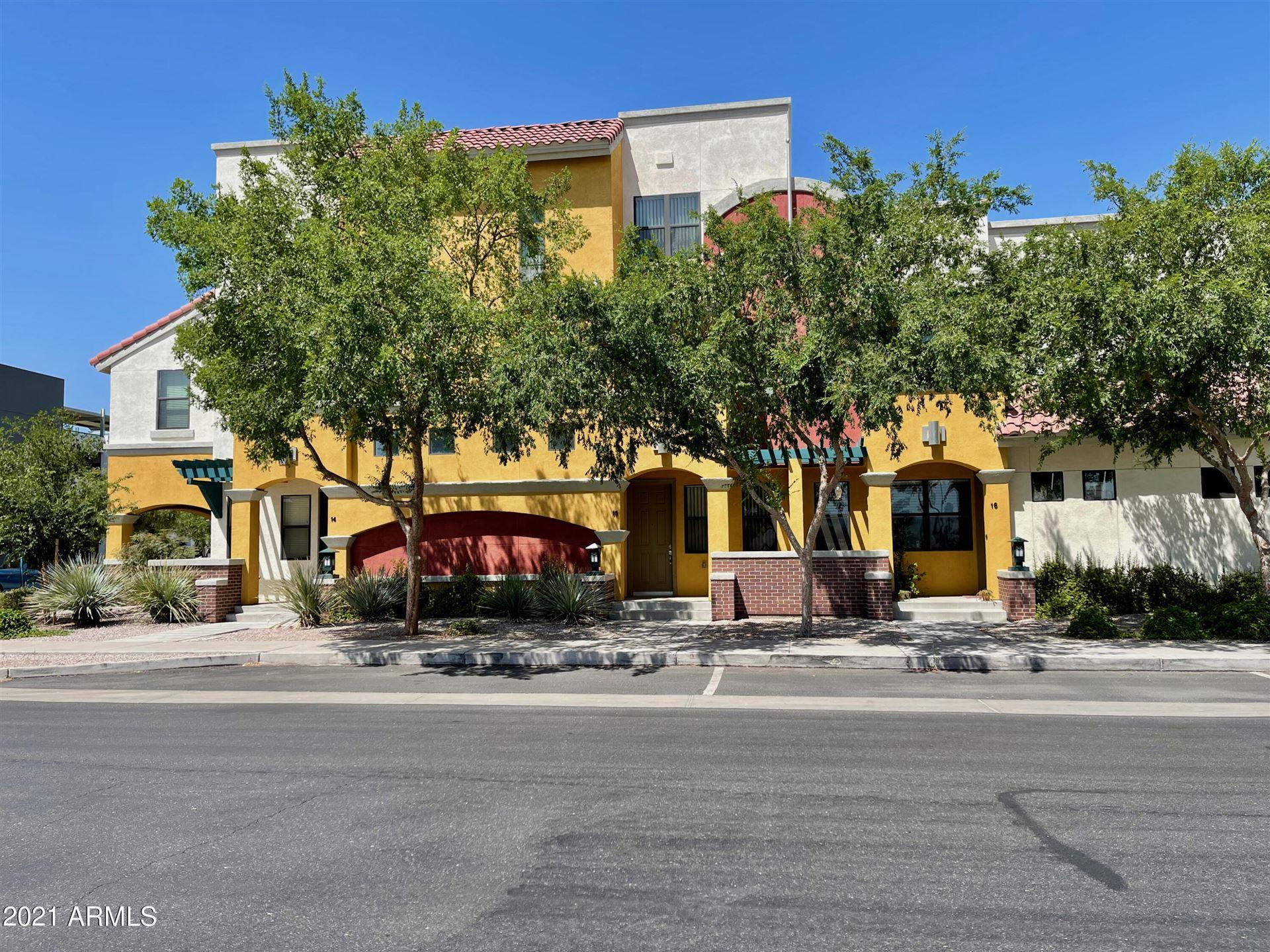 Photo of 123 N WASHINGTON Street #15, Chandler, AZ 85225 (MLS # 6233978)