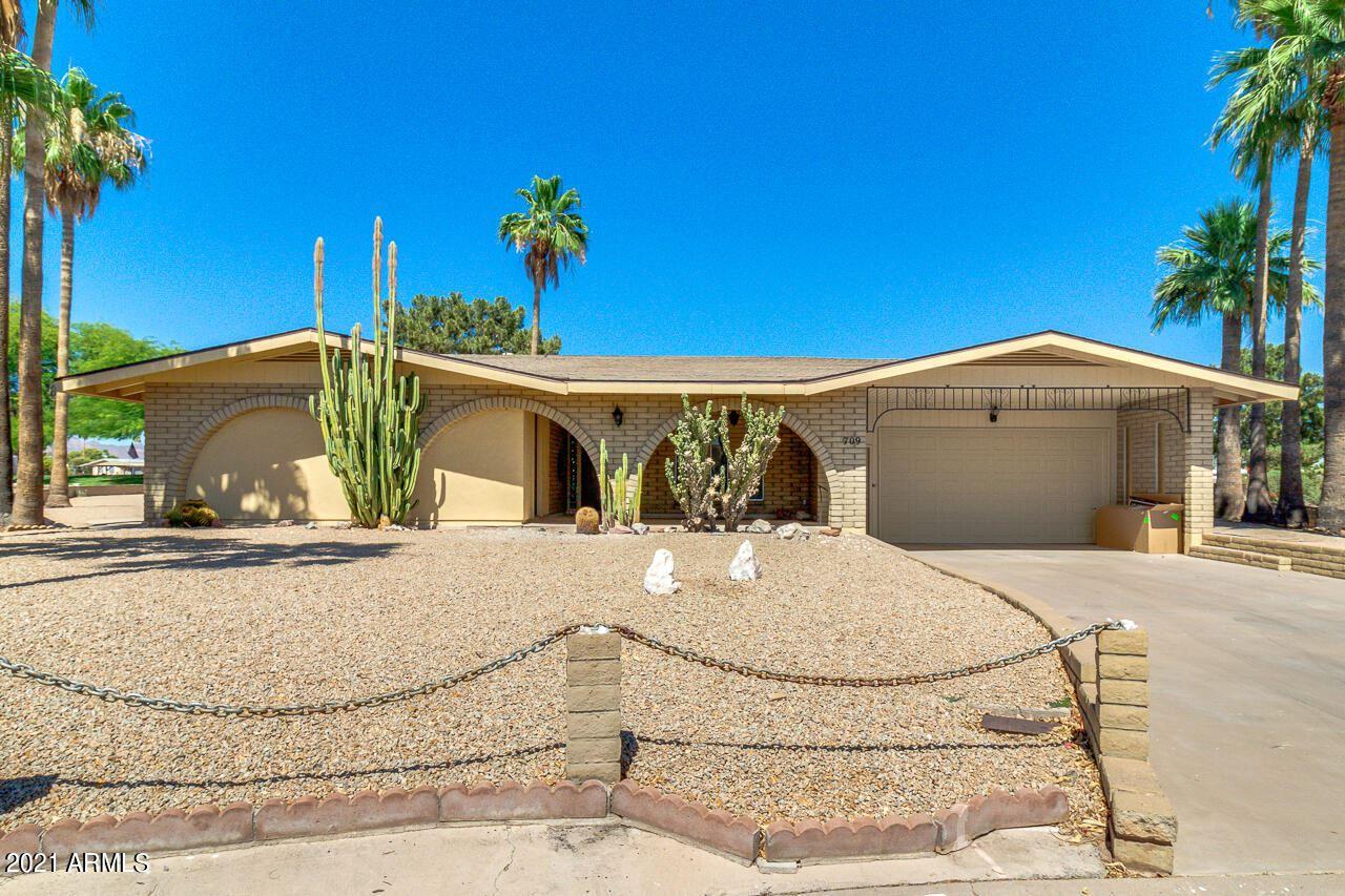 Photo of 709 S 81ST Place, Mesa, AZ 85208 (MLS # 6249978)
