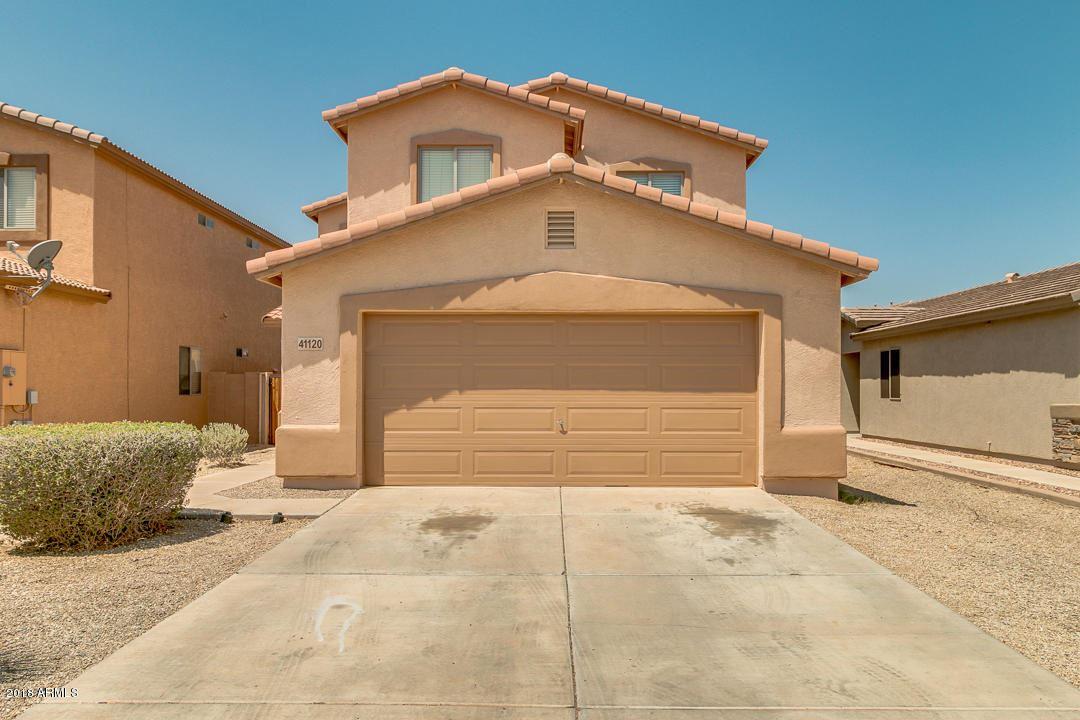 Photo of 41120 N CAMBRIA Drive, San Tan Valley, AZ 85140 (MLS # 6231979)