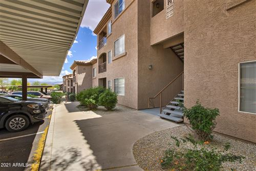 Photo of 13700 N FOUNTAIN HILLS Boulevard #343, Fountain Hills, AZ 85268 (MLS # 6223980)