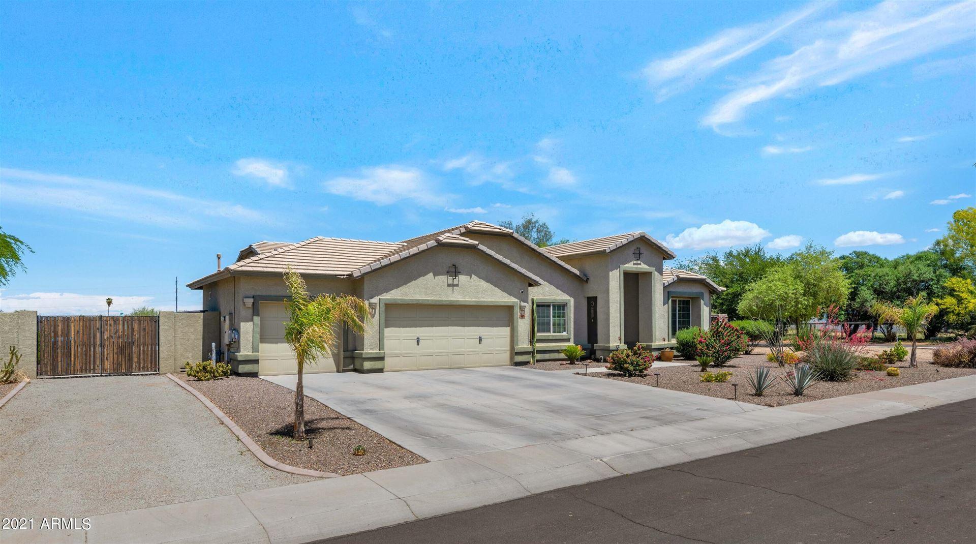 Photo of 3106 W MELODY Drive, Laveen, AZ 85339 (MLS # 6228980)