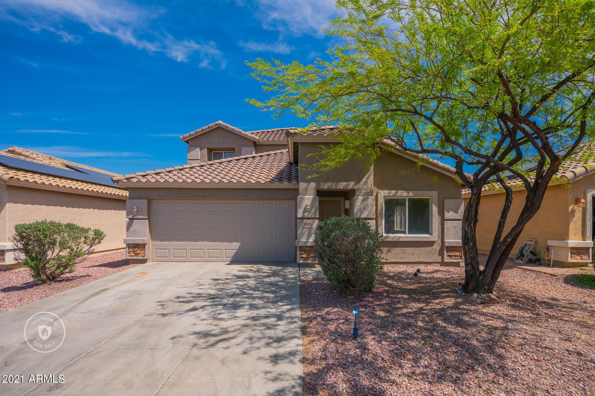 Photo of 11610 W BROWN Street, Youngtown, AZ 85363 (MLS # 6231980)