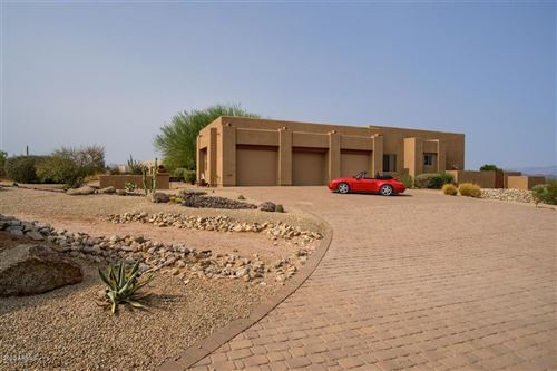 Photo of 16538 E DESERT VISTA Trail, Scottsdale, AZ 85262 (MLS # 6142981)
